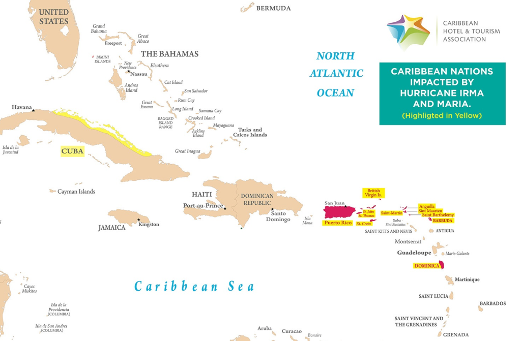 Carribean Cruise? After Irma and Maria, What Ports are Open for Business - AAA