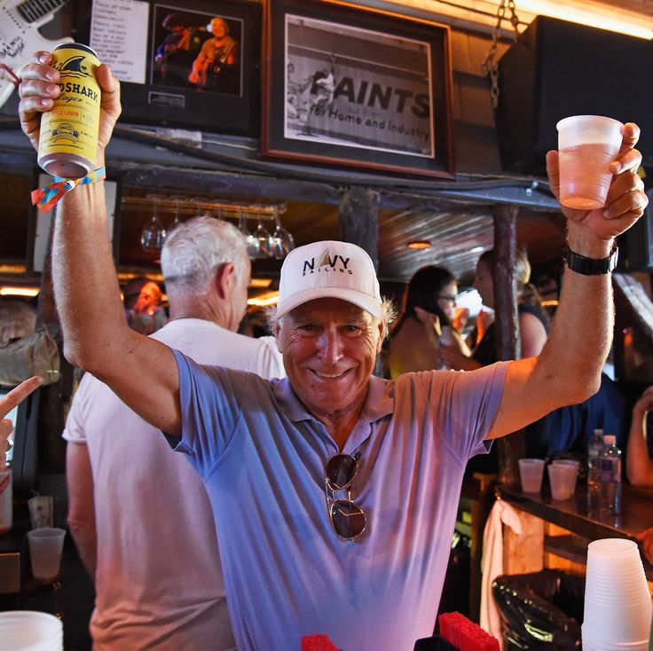 It's Five O'Clock Somewhere - Jimmy Buffett's Landshark Bar Opening in Daytona Beach in January